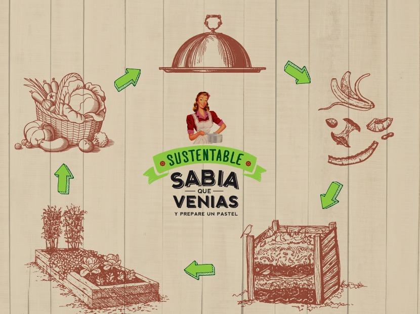 Sabía que Venías - Sustentable